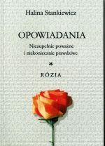 Halina Stankiewicz - Opowiadania
