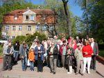 Seniorzy z Niemiec w Bystrzycy Górnej
