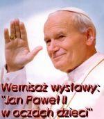 Jan Paweł II w oczach dzieci