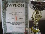 Dolnośląskie Igrzyska Młodzieży Szkolnej w Akrobatyce Sportowej