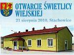 Świetlica w Stachowicach