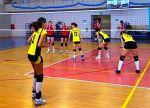 Fot.: Turniej siatkarski młodziczek
