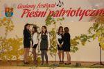 II Gminny Festiwal Pieśni Patriotycznej