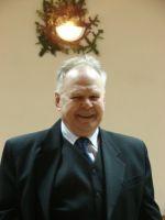 Stanisław Kraiński - Prezes Klubu Seniora z Bystrzycy Górnej