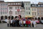 Fot. Grupa Seniorów na Rynku w Trutnovie
