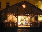 foto:  szopka bożonarodzeniowa Gminy Świdnica
