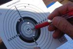 fot.: Turniej strzelecki - tarcza