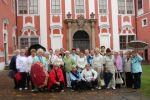 fot. Uczestnicy wycieczki do czeskiego Broumova