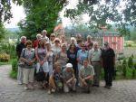 fot. Seniorzy z Polski i Niemiec - zdj. grupowe
