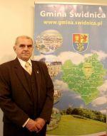 foto: Eligiusz Janasik - Zasłużony Dla Gminy Świdnica