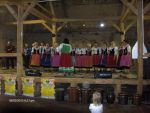 foto: ALE BABKI na XII Dolnośląskim Przeglądzie Zespołów Folklorystycznych w Wojsławicach