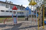 fot.: Nowy plac zabaw w Grodziszczu