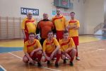 foto: Drużyna Gminy Świdnica na turnieju piłki halowej w Świebodzicach