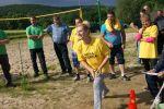 Fot.: Turniej w Pogorzale w ramach Sportowych Weekendów na Wsi