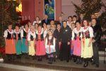 Fot. Zespół Śpiewaczy ALE BABKI w kościele na Zawiszowie