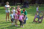 fot.: Zawody sportowe dla dzieci podczas II Cebulakowego Gościńca