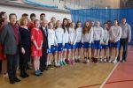Fot. Dni Czeskie - zajęcia sportoe na Hali sportowej w Witoszowie Dolnym