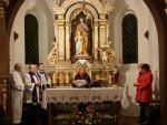 Nabożeństwo wypominkowe nauczycieli w Boleścinie