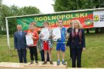 Bieg Pamięci Rogoznica 2015 - na podium