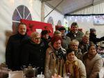 foto: KGW z Pszenna na Jarmarku Bożonarodzeniowym w Żykowie