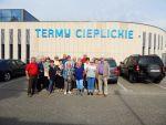 foto: Seniorzy z Bystrzycy Górnej z wizytą w Cieplickich termach