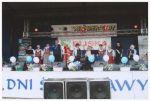 Foto: Zespół A TO HECA na V Festiwalu Pieśni Dziadowskiej w Świerzawie