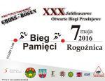 baner-XXX Bieg Pamięci