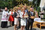 Foto: Plon niesiemy, plon - dożynki wojewódzkie w Krzyżowej