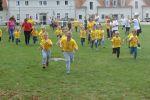 foto: Bieg Pojednania w Krzyżowej - najmłodsza grupa dzieci