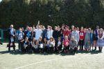 Foto zbiorowe - uczestnicy i organizatorzy biegów