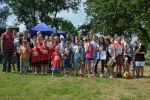 foto: Uczestnicy II Junior Cup w Makowicach