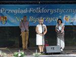 foto: Otwarcie Przeglądu przez wójt Gminy Świdnica Teresę Mazurek