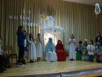 foto: Występ podczas II dnia XIX Przeglądu Zespołów Kolędniczych
