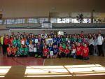 foto: Uczestnicy Turnieju Piłki Siatkowej Dziewcząt VOLLEYMANIA w Witoszowie Dolnym
