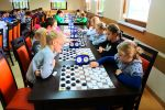 foto: turniej warcab 100-polowych w Burkatowie