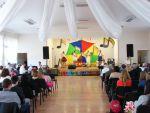 Foto: Występ podczas Gminnego Przeglądu Muzycznego Młodych Artystów - Wysypisko