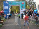 foto: Na mecie 3. RST Półmaratonu Świdnickiego