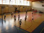 foto: Turniej Sołectw -siatkówka - hala sportowa w Witoszowie Dolnym