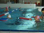 foto: Nauka pływania - zajęcia na basenie w Witoszowie Dolnym