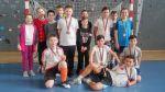 foto: Zwycięzcy sportowej rywalizacji w ramach  ferii na sportowo w Gminie Świdnica