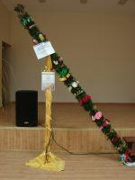 foto:Zwycięzka palma KGW z Lutomi Dolnej