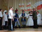 foto: Przedstawienie historyczne Teatrzyku Obrzędowego TRADYCJA