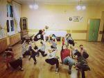 foto: Zajęcia taneczne break-dance