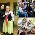 spotkanie Seniorów w Pogorzale