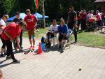 foto: Zawody w ramach Sportowych Weekendów na Wsi - Turniej Sołectw