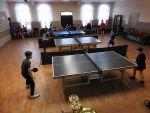 foto: Mecz tenisa stołowego