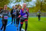 foto: zawody triathlonowe - bieg