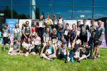 foto: Uczestnicy zawodów triathlonowych w Witoszowie Dolnym