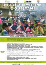 Plakat imprezy - część górna żołnierze - rekonstrukcja bitwy