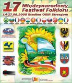 XVII Międzynarodowy Festiwal Folkloru w Strzegomiu